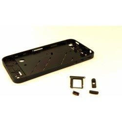 Kryt Apple iPhone 4 střední černý