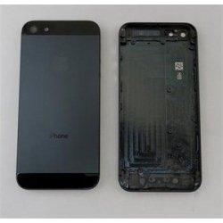 Kryt Apple iPhone 5 Zadní černý