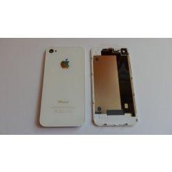 Kryt Apple iPhone 4 zadný biely - Kryty na mobil 095a4fcf652