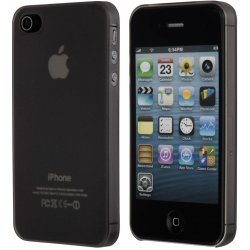 Kryt Apple iPhone 4 / 4S černý