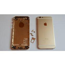 Kryt Apple iPhone 6 zadní zlatý
