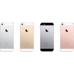 Kryt Apple iPhone SE zadní zlatý