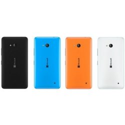 Kryt Microsoft Lumia 640 zadní černý